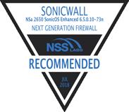 NSS Labs Award